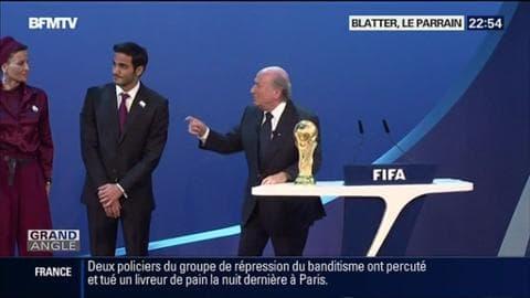 "Sepp Blatter, ""Le Parrain de la FIFA"""
