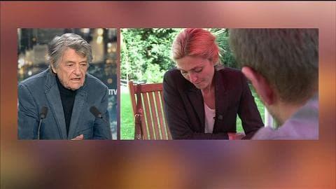 """""""Julie Gayet est une femme autoriaire, on ne s'est pas très bien entendus"""" confie Jean-Pierre Mocky"""