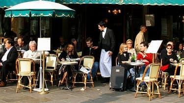 Les Français sont moins pessimistes pour 2014 qu'ils ne l'ont été pour 2013.
