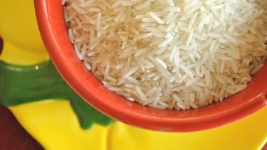 Bol de riz. (Illustration)