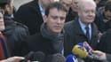 Manuel Valls n'a pas voulu commenter la publication de Closer à propos d'une relation présumée entre François Hollande et Julie Gayet.