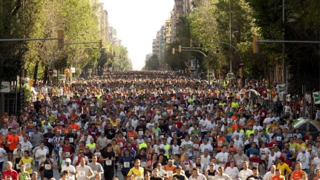Les plus grands marathons