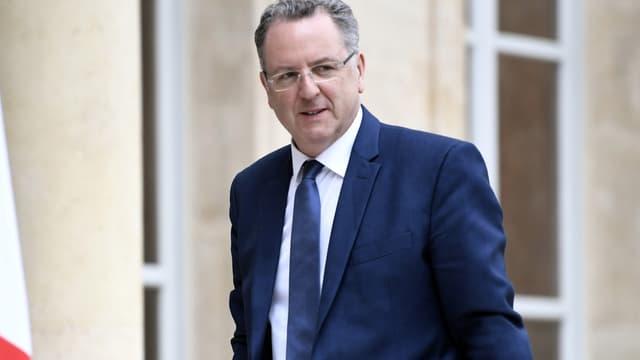 """Richard Ferrand a ironisé ce jeudi quant à la proposition de Laurent Wauquiez de créer """"un délit d'incitation à la haine publique""""."""