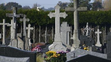 Un homme a enterré son fils, qui est réapparu bel et bien vivant quelques jours plus tard. (Photo d'illustration)
