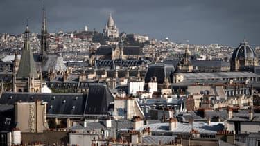 La tension locative baisse à Paris.