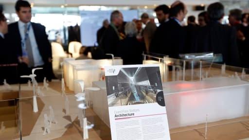 Les investisseurs en immobilier d'entreprises se pressent au Mipim, ici en 2013 à Cannes.