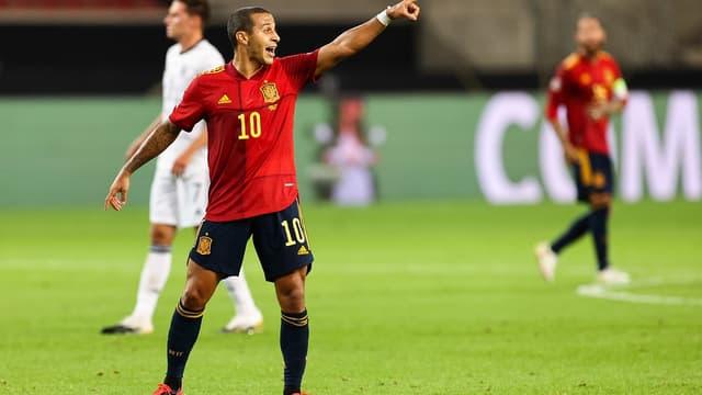 Thiago Alcantara a toujours privilégié la Roja
