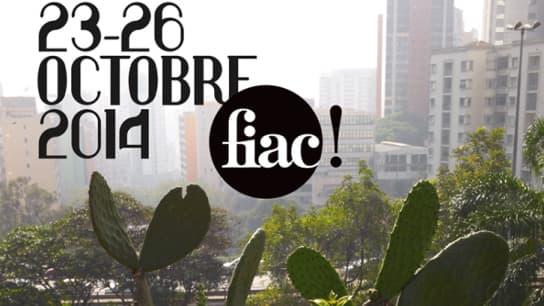 La Foire internationale d'Art contemporain vient d'ouvrir ses portes jeudi.