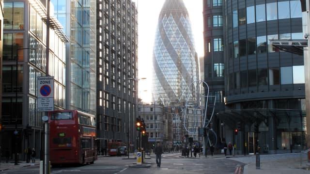 10.000 emplois pourraient être supprimés dans le secteur financier britannique.