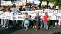 Une marche avait été organisée en mémoire des victimes de l'incendie du boulevard Vincent Auriol.