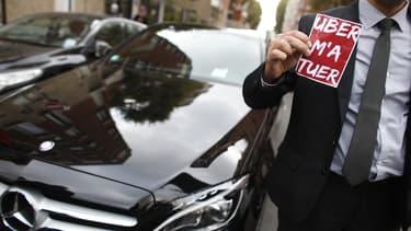 Un groupe de trente chauffeurs veut développer sa propre appli pour ne plus dépendre d'Uber.