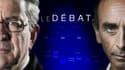 Jean-Luc Mélenchon face à Eric Zemmour, le jeudi 23 septembre sur BFMTV