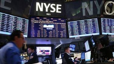 Les marchés américains ont, eux aussi, été touchés par cette épisode.