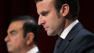 Emmanuel Macron a écrit à Carlos Ghosn pour défendre la stratégie de l'Etat.