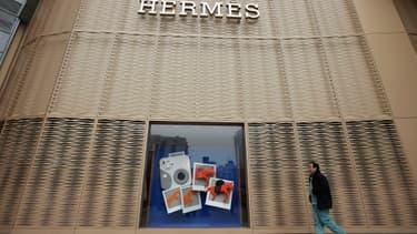 La bataille Hermès-LVMH s'ancre sur le terrain judiciaire
