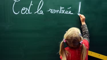 Quelque 12,3 millions d'élèves font leur rentrée scolaire ce mardi.