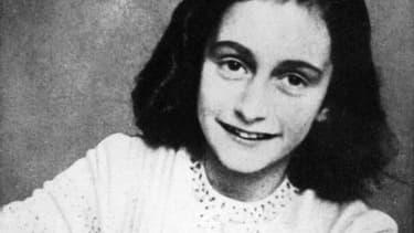 Anne Frank en 1942.