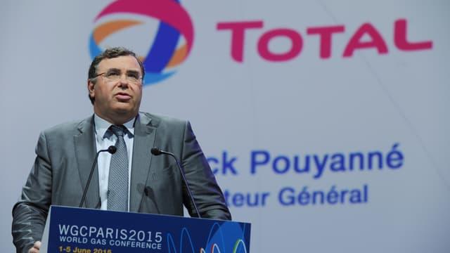 Patrick Pouyanné, le PDG de Total