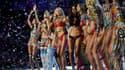 Le défilé Victoria's Secret à Shanghai, le 20 novembre 2017