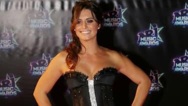 Laetitia Milot aux NRJ Music Awards en 2016