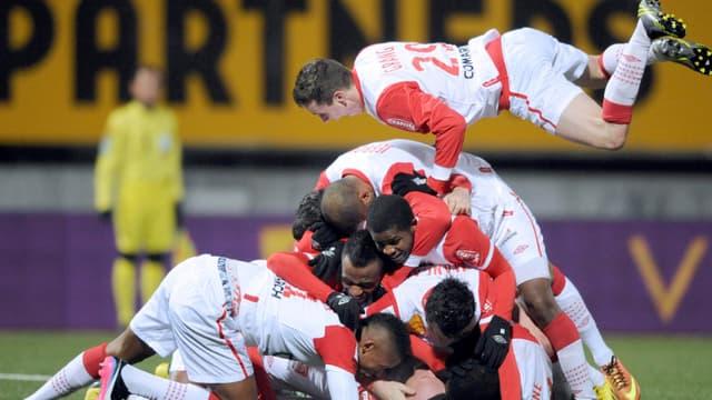 Nancy a battu Lorient 2-1