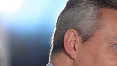 Bruno Le Maire, candidat à la primaire de la droite et du centre.