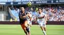 Andy Delort avec Montpellier face à Lorient