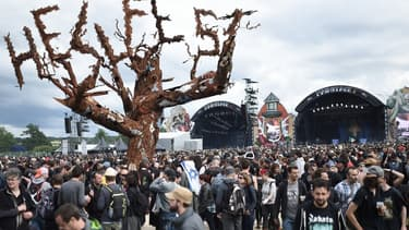 Le Hellfest 2016