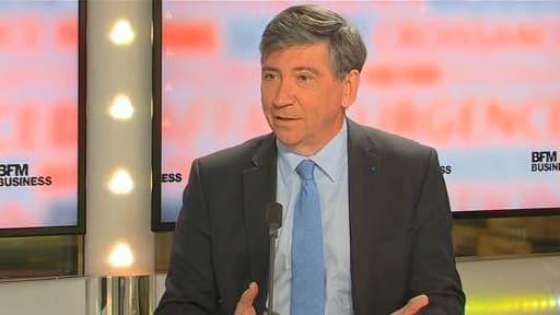 Gérard Rameix était l'invité du Grand Journal, ce jeudi 10 octobre.