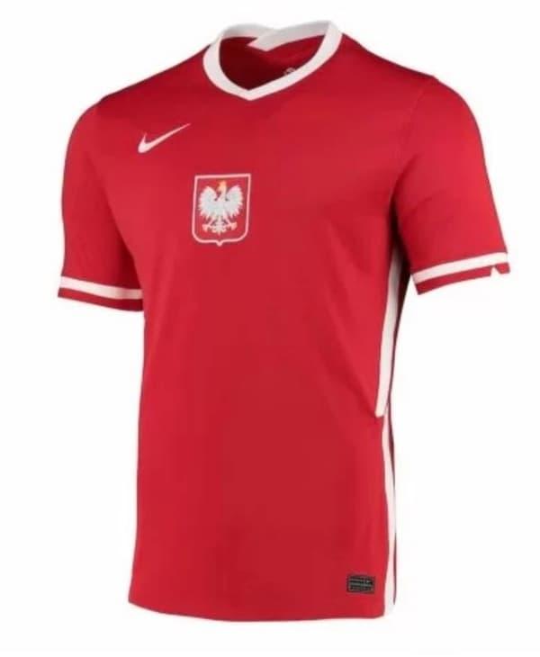 Pologne extérieur Euro 2021