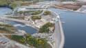 D'ici 2021, les quatre centrales réparties sur 150 km au fil de l'eau, sont censées avoir une puissance cumulée de 1.550 mégawatts.