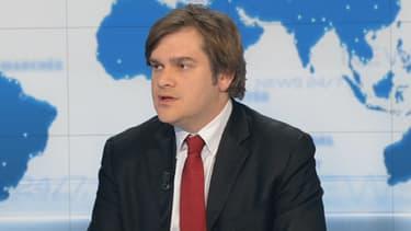 Etienne Gernelle, directeur de la publication du Point, était l'invité de BFMTV lundi.