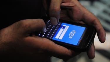 L'application Skype ne peut plus être téléchargée en Chine. (image d'illustration)