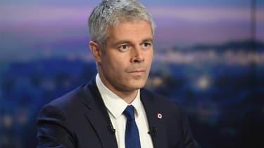 Laurent Wauquiez lors du journal de 20h sur TF1, le 11 décembre
