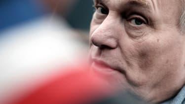 Jean-Marc Ayrault à Neuves-Maisons, le 14 février 2014.