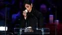 Vanessa Bryant en pleurs au Staples Center