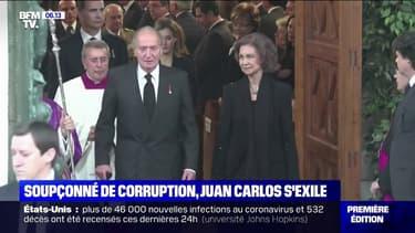 Pourquoi l'ancien roi Juan Carlos a décidé de quitter l'Espagne