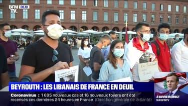 Les Libanais de France en deuil après les explosions de Beyrouth