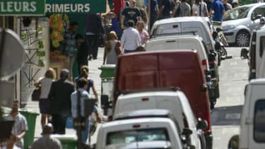 Sur les 29 millions de diesel sale qui circulent en Europe, 5,53 millions roulent sur les routes françaises, selon l'ONG Transport&Environnement (T&E).