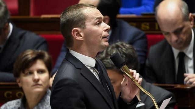Le secrétaire d'État en charge de la réforme de la fonction publique, Olivier Dussopt.