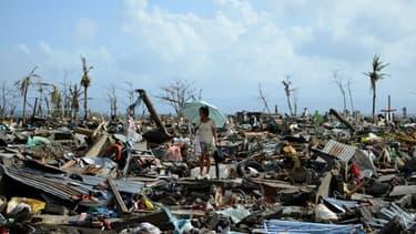 Les Philippines dévastées après le passage du typhon Haiyan