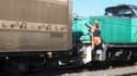 """""""Des mouvements de grève comme celui-là, c'est très pénalisant pour le fret. Il y a beaucoup de marchandises qui repartent sur la route"""" reconnaissait vendredi la ministre de la Transition écologique Elisabeth Borne."""