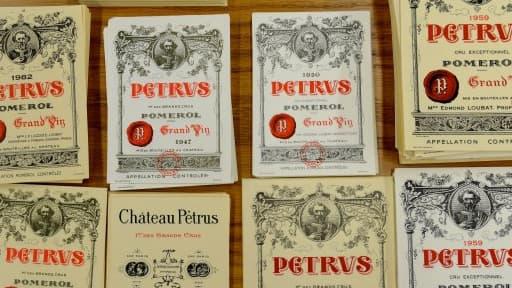 Dans sa cave, Rudy Kurniawan reproduisait des étiquettes de grands crus pour les coller sur des bouteilles de moindre qualité.