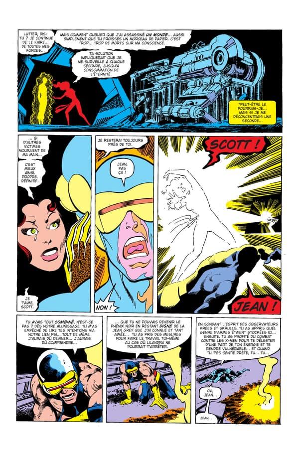 Le mort de Jean Grey dans X-Men: Dark Phoenix