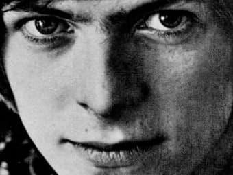 David Bowie en 1967 dans Billboard.