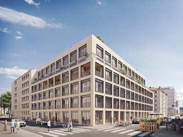 MANUFACTURE, un nouvel immeuble d'exception au cœur de Lyon