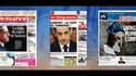 Nicolas Sarkozy fait la une des quotidiens vendredi matin