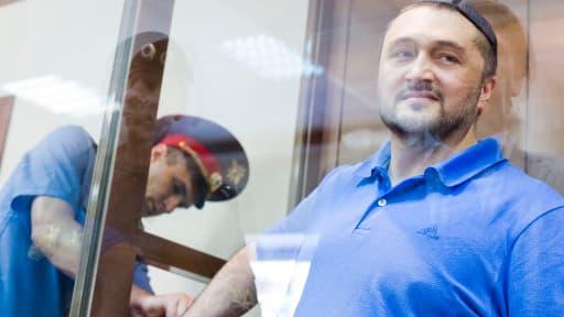 Roustam Makhmoudov a été reconnu coupable d'avoir tiré sur la journaliste d'opposition à l'entrée de son immeuble.