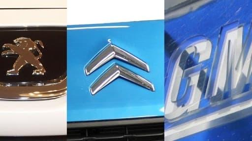 PSA et GM regroupent une partie de leur production
