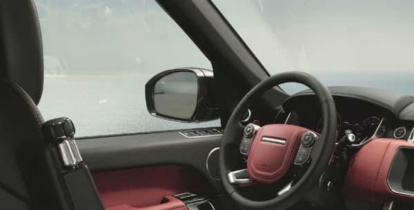L'intérieur du Range Rover SVA D